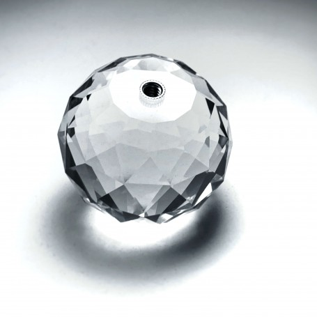 "Prism Orb with 1/4"" Thread"