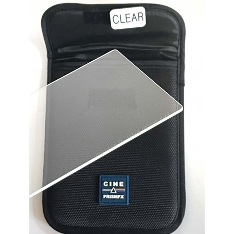Clear Filter / Optical Flat 4x5.65""