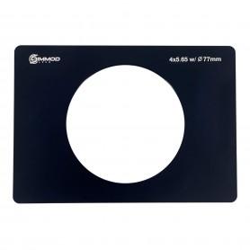 Circular Filteradapter 77mm, 82mm, 86mm & 95mm on 4x5.65  | Simtray