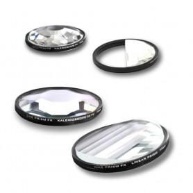 Kaleidoscope Filter rotatable 77mm | CineprismFX
