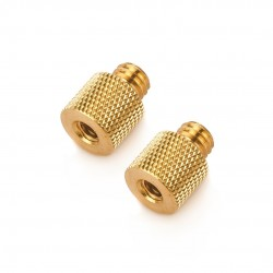 "Pack of 2 Adapter Screws 1/4""-3/8"""