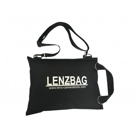 The Lenzbag is our Camerasupportbag. Made in Germany it stands out in terms of stability and durability.