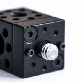 "Threadcube - Extra Cubeplate 3/8"" & 1/4"""