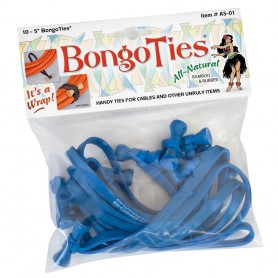 Bongoties blue Pack of 10