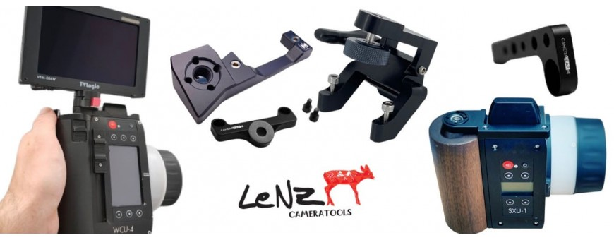 Monitor Brackets for Remotefocus Units